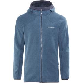 Columbia Tough Hiker - Chaqueta Hombre - azul